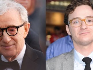 Actor says he regrets working on Woody Allen's new movie, and will donate salary to abuse victims charity