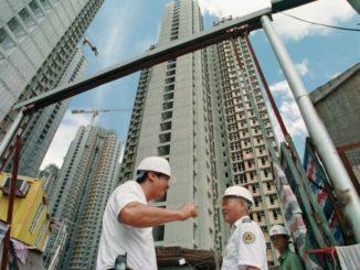 China's economy slows down a bit