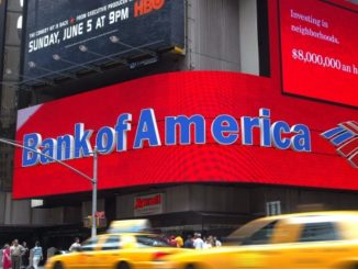 Here comes Bank of America … (BAC)