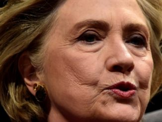 Hillary Clinton warns that Trump may start a nuclear war