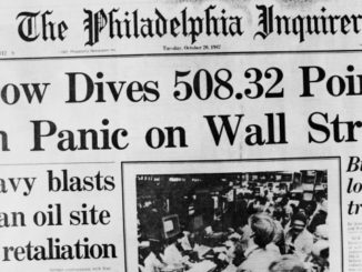 Market Extra: 30 years after Black Monday, could stock market crash again?