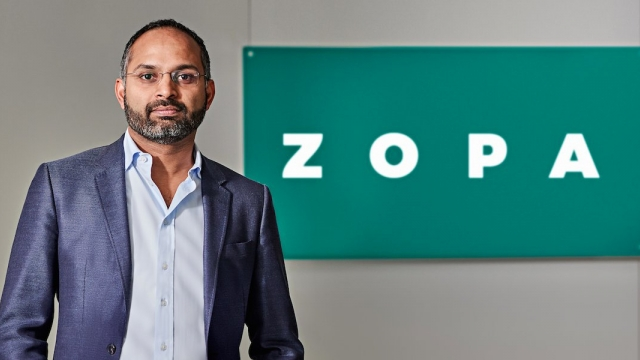 Zopa CEO on lender freeze: Popular restaurants don't 'put on more tables, they take reservations'