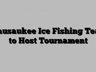 Wausaukee Ice Fishing Team to Host Tournament
