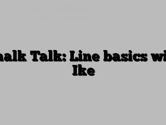 Chalk Talk: Line basics with Ike
