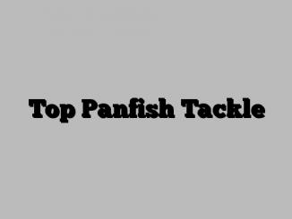 Top Panfish Tackle